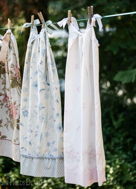 cute diy nightgowns  sleepwear