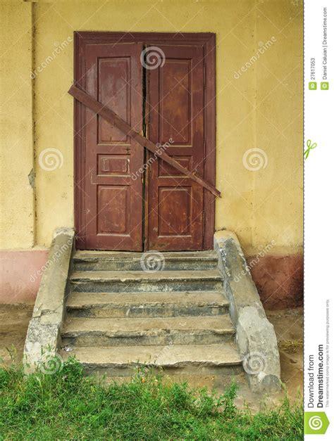 Barricade The Door by Door Barricade Stock Photos Image 27617053