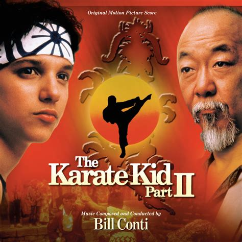 theme music karate kid john williams midway score released film music reporter