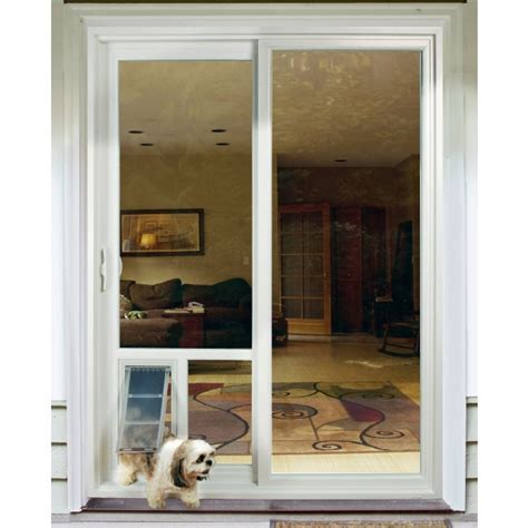 Doggie Door In Glass 25 Benefits Of Doors For Sliding Glass Doors Interior Exterior Ideas