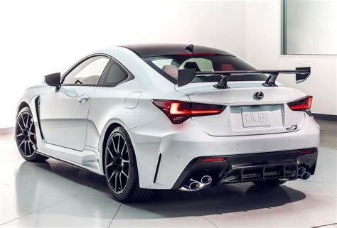 Lexus Rc F 2020 Price by 2020 Lexus Rc F Track Edition Price 0 60 Specs Review