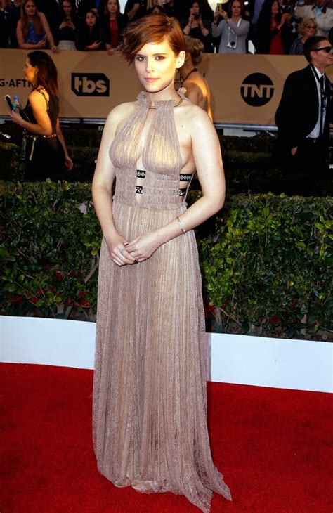 Fashion The Sag Awards Who Looked Great Who Not So Much Second City Style Fashion by Kate Mara Sag Awards 2016 Carpet Fashion What The