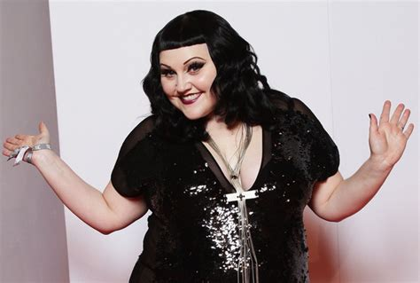Beth Ditto Wants To Record A Duet With Kate Moss by Beth Ditto To Duet With Mac On New Makeup Collection