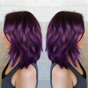 hair styles that are and layerd with purple die in it ombre hair 2017 red blue purple blonde i am bored