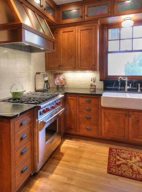 Kitchen Cabinets Minneapolis Craftsman Kitchen Craftsman Kitchen Minneapolis By W B Builders