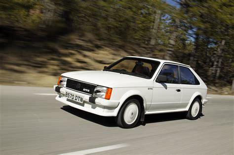 Vauxhall Mk Vauxhall Astra Gte Mk1 1983 84 Speeddoctor Net