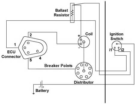 points condenser diagram points free engine image for