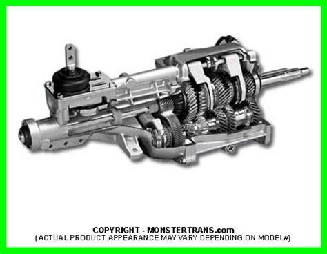 t5 transmission remanufactured manual transmission for