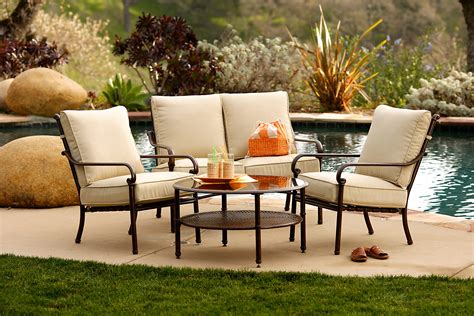 Outdoor Patio Furniture Set with Small Patio Furniture Furniture