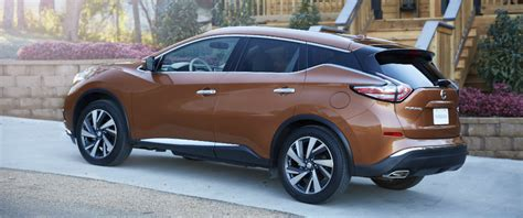 nissan suv 2016 2016 nissan murano is best 2 row suv again
