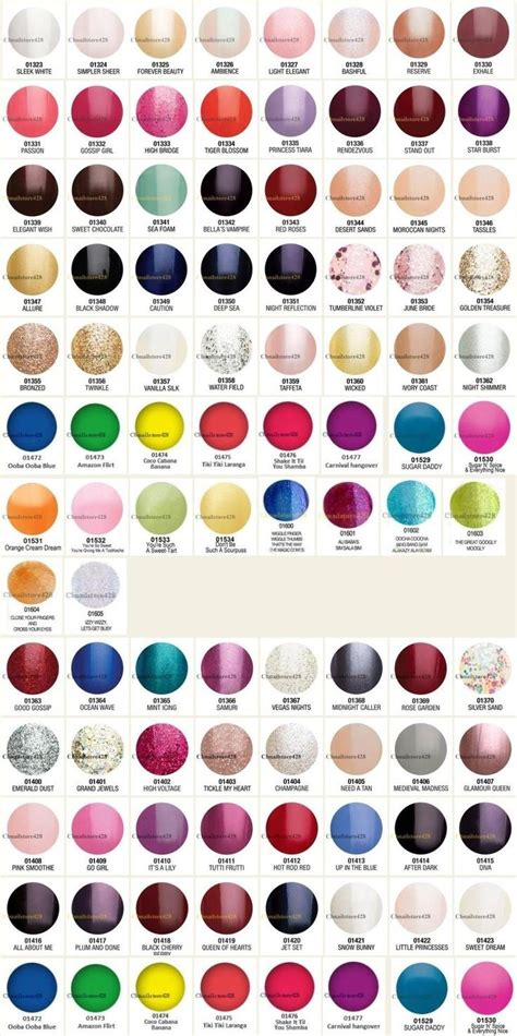 gelish color chart gelish color chart 90 colors bad not every salon has