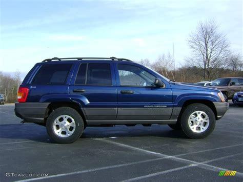 blue jeep grand cherokee 2001 2001 patriot blue pearl jeep grand cherokee laredo 4x4