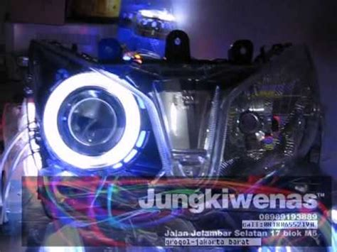 Lu Hid Honda Beat Fi jual eye projectorhid led honda vario125 beat