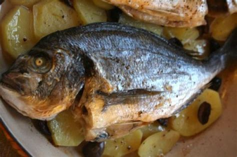 dorada al horno ala sal dorada a la sal con patatas al horno doradaalasal info