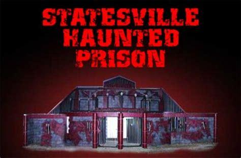 statesville haunted house hauntedillinois com statesville haunted prison haunted house crest hill illinois