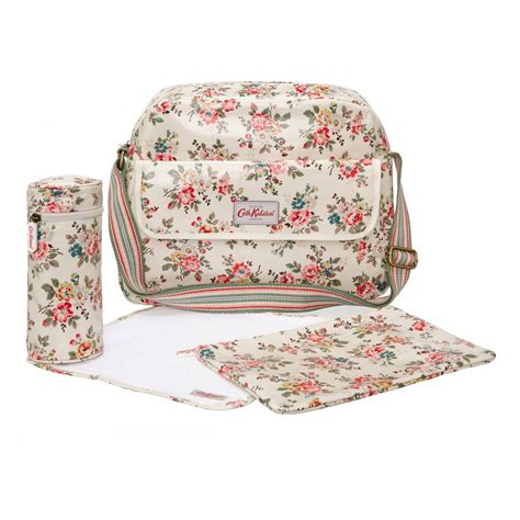 Kode 15183 Cath Kidston Bags White cath kidston ivory kingswood zip changing bag cath