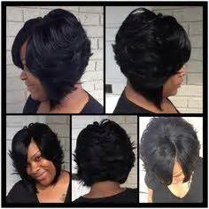 back images of american bob hair styles feathered bob on pinterest african hairstyles bob sew