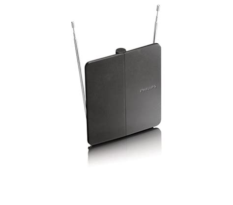 membuat antena tv led indoor digital tv antenna sdv1225t 27 philips