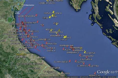 dell adriatico bologna trivelle 68 pozzi per 40 mila lavoratori quanto 171 pesa 187 il
