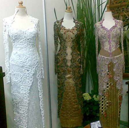 Kebaya Pengantin Duyung posted by jenggot kambing on tuesday september 25 2012