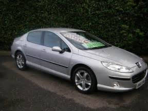 Peugeot 407 For Sale Used Peugeot 407 2006 Diesel 2 0 Hdi 136 Se Saloon Silver