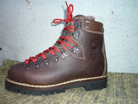 Handmade Hiking Boots - handmade italian hiking boots from gronell