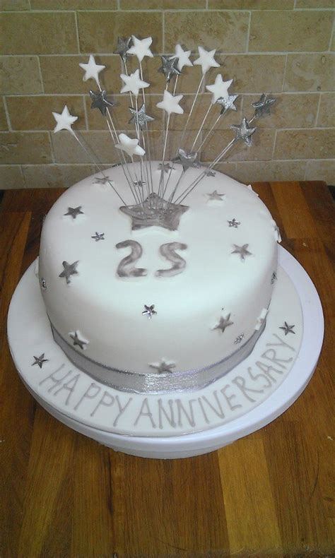 Wedding Anniversary Celebration Cakes   Cakes By Fiona Bird