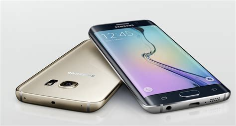 Samsung S6 Note Samsung Galaxy S6 Edge Vs Galaxy Note 5 What Are The