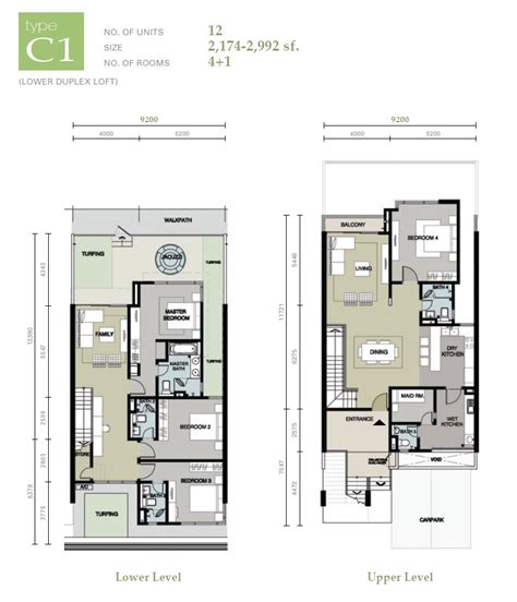 floor plans by address the address duplex loft
