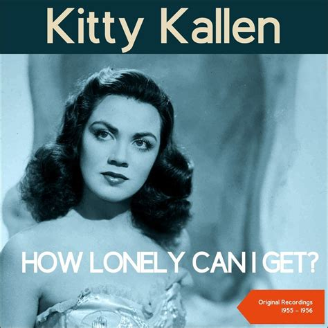 Where Can I Get Covers by How Lonely Can I Get Original Recordings 1955 1956