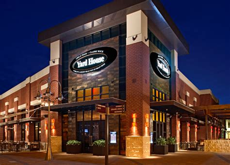 Temecula The Promenade Locations Yard House Restaurant