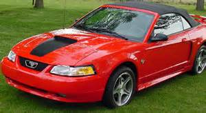 1999 Ford Mustang Gt 35th Anniversary Edition 1999 Ford Mustang Gt Convertible 35th Anniversary Limited