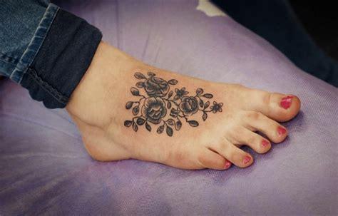 sexy foot tattoo pretty foot tattoos www pixshark images galleries