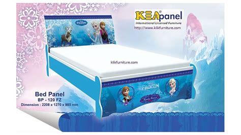 Ranjang Bigland Frozen harga kamar set anak frozen keapanel