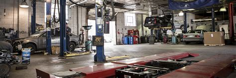 Mechanics Garage by Baker Garage Service Denver Mechanic Auto Repair Shop