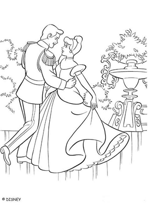 cinderella bride coloring pages evening of the ball coloring pages hellokids com