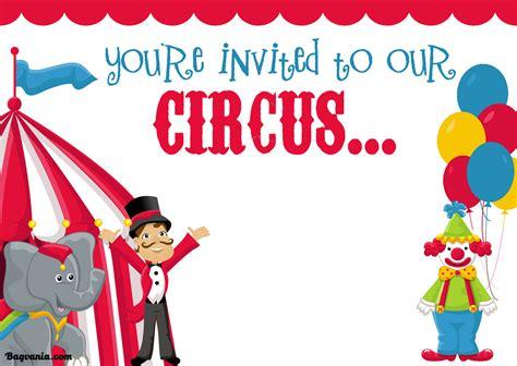 Circus Birthday Party A To Zebra Celebrations » Home Design 2017