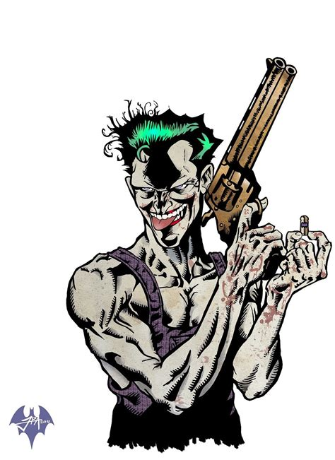 imagenes de joker animados the joker guason fan art dibujo de quot the joker quot arte