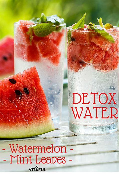 Detox Water Recipes With Mint by 17 Best Images About Detox Drinks On Water