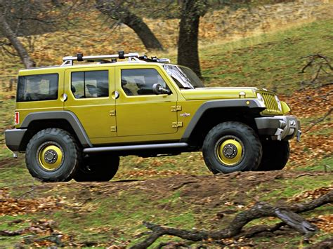 Jeep Rescue Jeep Rescue Concept Car Wallpapers 008 Of 11