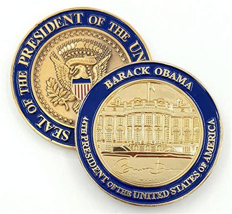 white house challenge coin president barack obama white house personal challenge coin