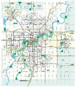 edmonton map edmonton ab mappery