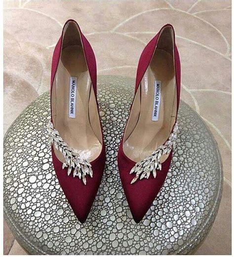 burgundy wedding heels 982 best modish shoes images on heels