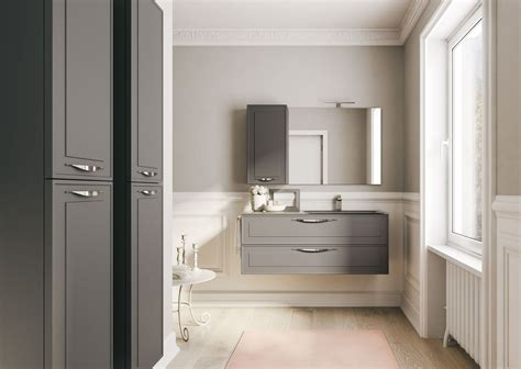 mobile bagno elegante arredobagno dressy mobili bagno eleganti ideagroup