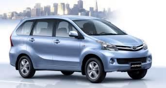 Toyota Avans 2016 Toyota Avanza Carsfeatured