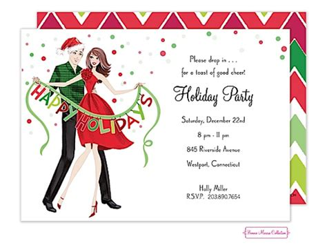 christmas cocktail party invitations christmas cocktail party invitations theruntime com