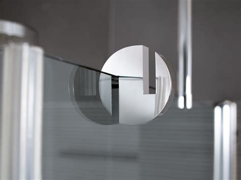 porta accappatoio da doccia porta accappatoio in acciaio collezione by ideagroup