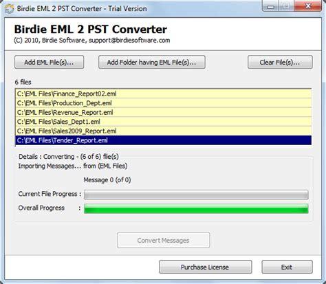 email format eml download free birdie eml to pst converter by birdie