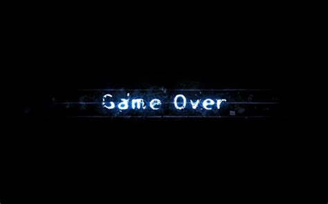game wallpaper blue game over 4k wallpaper hd wallpapers