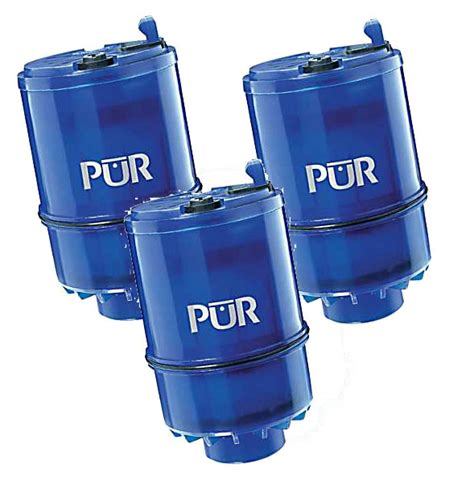 Pur Faucet Replacement Filter by Buy Pur Rf 9999 Faucet Mount Replacement Filter 3 Pack